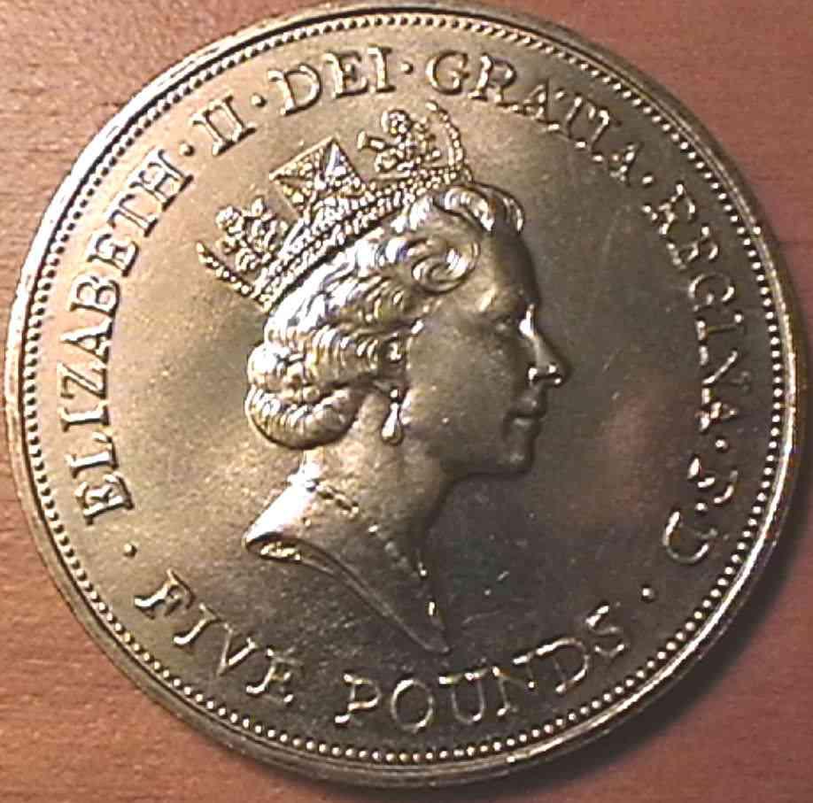 5 pound coins coin ofthe world - Coin casa shop on line ...